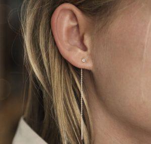 B.T.S. MINI BALANCE EARRINGS