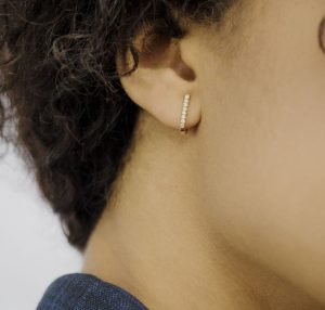 J EARRINGS
