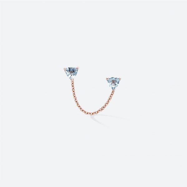 Blue Masai Stud earrings